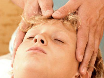 Cranio-Sacral-Therapie