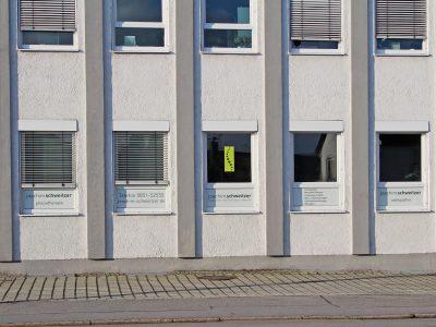 Praxis Joachim Schweitzer | Haus Außenansicht